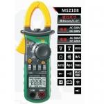 成都正品华仪仪表 数字钳形表MS2108 直流交流电压