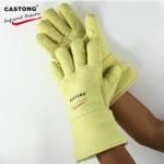 卡司顿防高温手套 焊工手套
