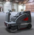 驾驶扫地机降低环卫清洁的重庆
