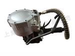 KZ-32/19气动一体式钢带打包机 锌锭钢带打包机