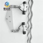 广东光缆施工用OPGW直线三角挂板悬垂线夹金具