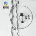 宜昌悬垂线夹楔形线夹 预绞丝光缆金具