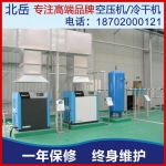 广州神钢SG55A-H变频空压机售后