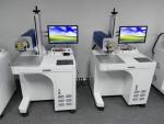 大朗亚克力激光打码机 PE激光雕刻机厂家