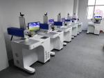 东莞望牛墩光纤激光打码机 手机壳激光雕刻机厂家