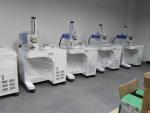 東莞塘廈耳機激光鐳雕機 CO2激光打標機廠家