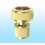 万方水管接头 内丝直接(铜)WF52