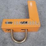 32燃气管道角钢卡 煤气卡 管卡 卡箍