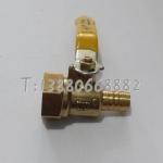 1/2铜燃气单咀球阀 淋水开关 品质保证 价格优惠