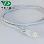 CTA5E成品网线网络跳线超五类非屏蔽跳线电脑连接线电脑网线