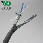 铠装485通讯电缆RS485-22 2x1.0铠装屏蔽双绞通