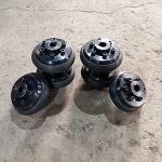 泊头明腾传动供应UL型轮胎式联轴器