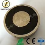 直流电磁铁兰达厂家定制H16050圆形吸盘式电磁铁
