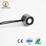 24VDC直流电兰电磁铁圆形吸盘式电磁铁H2015