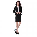 成都女士西裝工作服定做廠家 四川騰飛達勞保性價比高