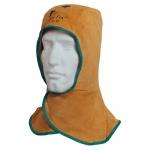 四川实用电焊帽价格 成都泥色芯皮全护款电焊帽直销
