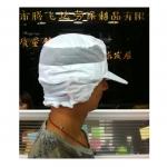 成都食品帽廠家銷售_四川騰飛達食品帽工作帽價格低質量優