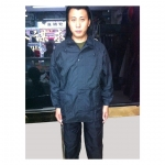 西南成都騰飛達勞保雙層網格雨衣品牌廠家直銷