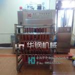 100公斤红肠烟熏机,诸城华钢蒸熏红肠烟熏炉报价