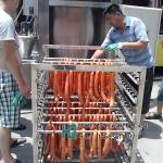 哈尔滨红肠烟熏炉250型价格,烟熏炉介绍