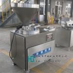一小时300公斤液压式腊肠灌肠机,成套腊肠设备