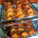 熏鸡设备,电加热熏鸡箱/糖熏炉,熟食烟熏设备