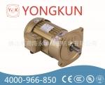 正品深圳永坤齿轮减速电机1.5KW最低价格