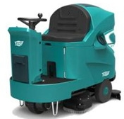 特沃斯TVX大型驾驶式自动洗地机T150