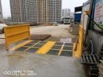 余杭工地免基礎洗車機 余杭加長加重型洗輪機供應