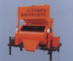 成都专业建筑矿山商家供应JDY350系列单卧轴强制式混凝土搅