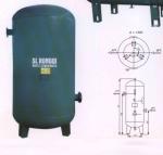 储气罐 成都范荣机电批发 价格便宜 质量保证