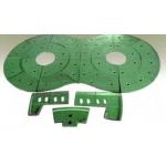四川成都批發零售仕高瑪MEO3000/2000型襯板葉片 攪