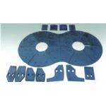 成都 直銷 建友 JS500-JS3000攪拌機襯板葉片