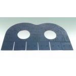 成都 直銷 海諾JS1000型攪拌機襯板葉片