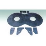 成都批發直銷 方圓JS100-HS3000型襯板葉片