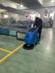工厂车间地面清洗专用手动洗地机