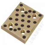 高硬度   JSP铜基镶嵌自润滑滑块   耐磨损
