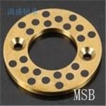 專業定制生產  JTW銅基鑲嵌自潤滑墊片軸承