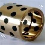 高硬度高質量   JDB-1自潤滑銅基石墨銅套軸承