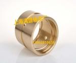 關節受力配件JDB-5光銅套通孔涌油自潤滑銅套軸承