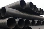 新疆峰浩牌聚乙烯鋼帶纏繞波紋排水管