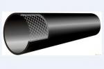 新疆绿城牌HDPE聚乙烯钢丝网骨架塑料复合管