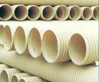新疆峰浩牌PVC双壁波纹排水管