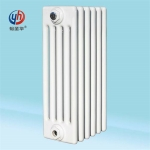 gz512鋼制圓五柱散熱器