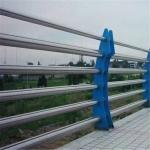 不锈钢河道护栏四川厂家桥梁不锈钢防护栏景区隔离栏杆