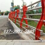 不銹鋼人行天橋護欄四川廠家不銹鋼河道護欄橋梁防護欄桿