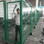 資陽車間隔離網生產廠家車間隔離護欄網鋼絲網倉庫隔離柵