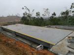 100吨地磅 深圳80吨工地用电子地磅 3X14米100T物
