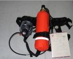 带国家安全强制CCC认证的6.8L/30Mpa背负式空气呼吸