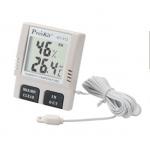 成都NT-312  數位溫濕度計,附溫度探棒